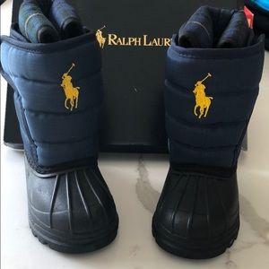 New Polo Ralph Lauren Boots